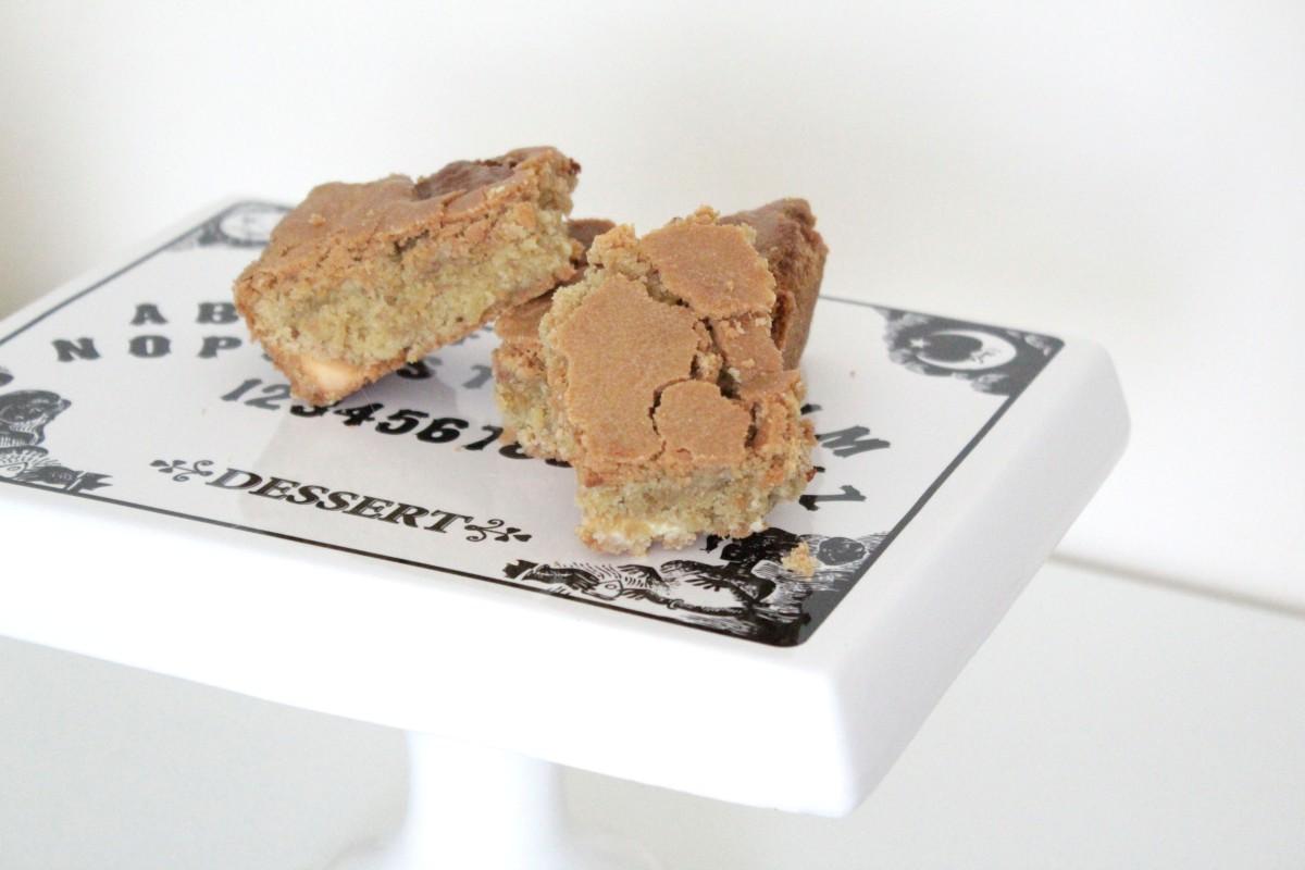 Kinder chocolate cookiebar